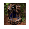 Zoo Med Repti Rapids® LED Waterfall Large Rock