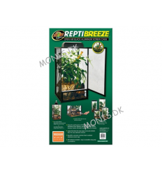 Zoo Med Reptibreeze Medium 41 x 41 x 76 cm Net Terrarie